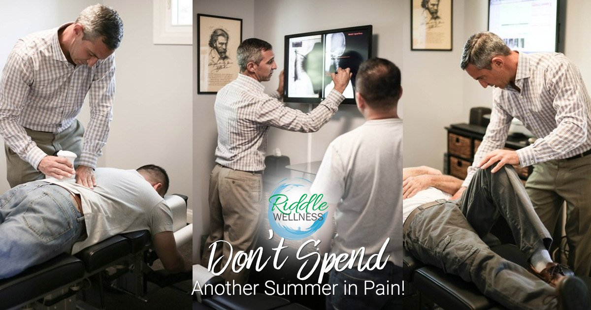 Don't Spend Another Summer in Pain
