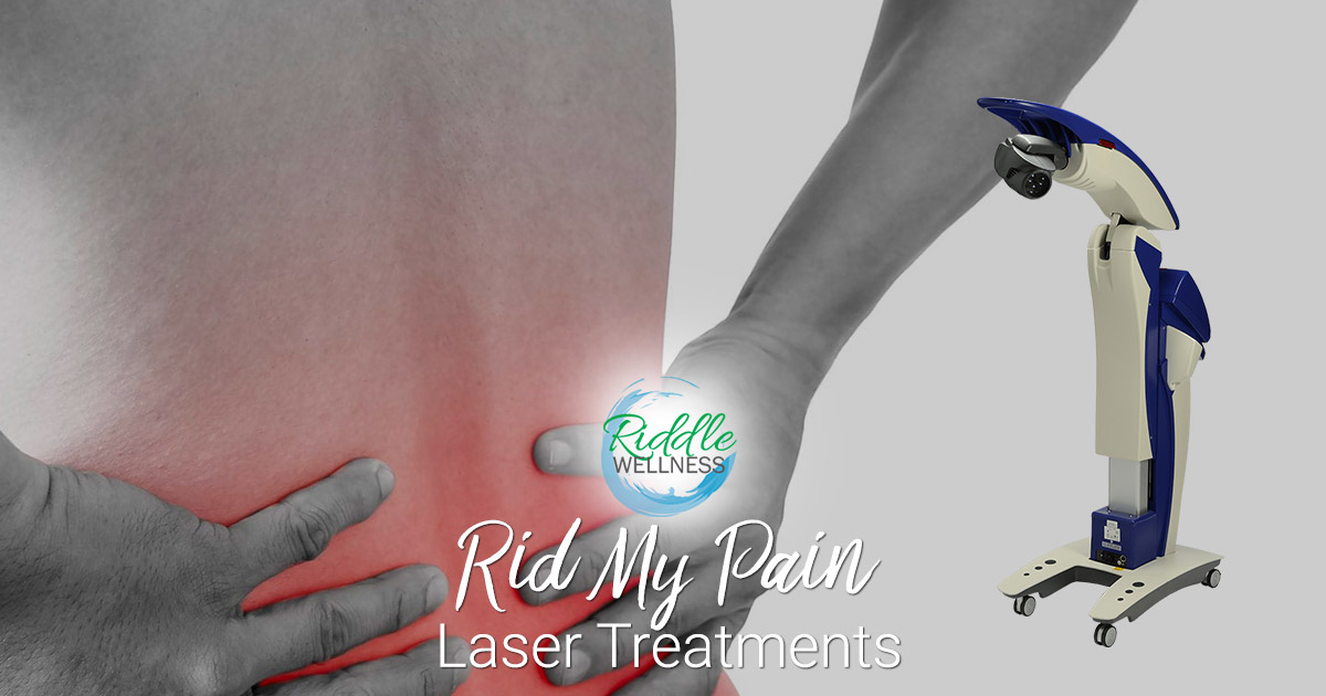 How MLS Laser is Helping People Live Pain Free
