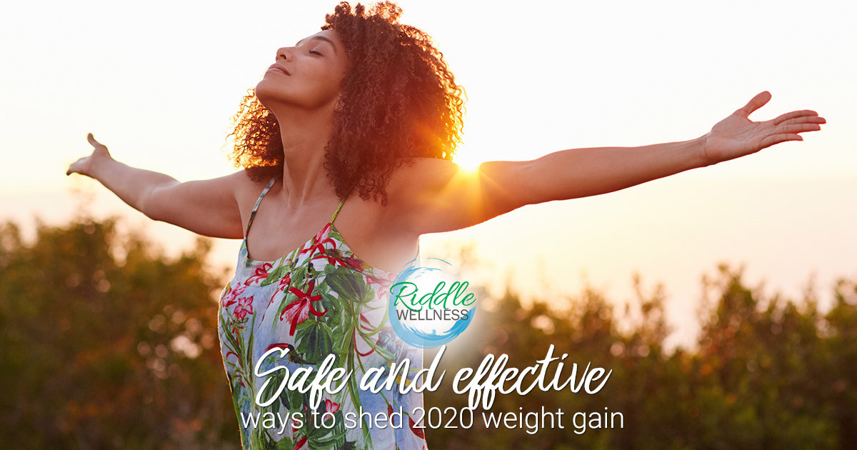 Shedding Those Extra 2020 Pounds Safely and Effectively