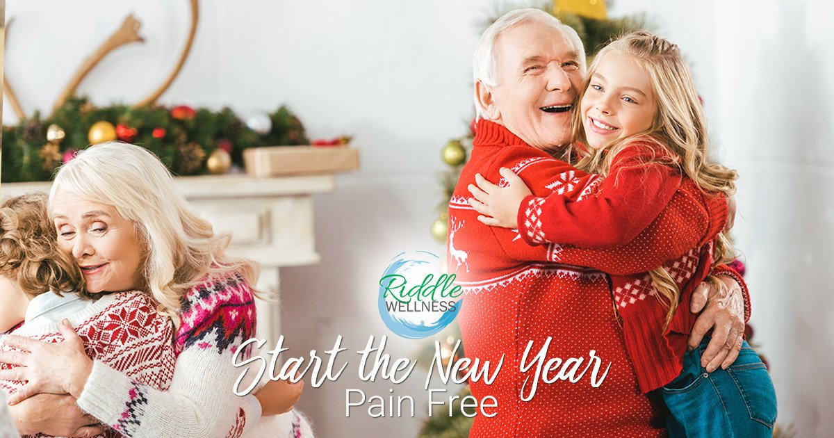 Start the New Year Pain-free and Energized