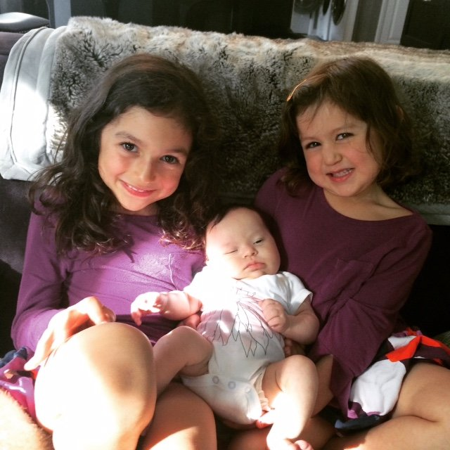 Ellie, Lucie, Zoe