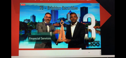 Brighton Securities Named Among 2020 Greater Rochester Chamber Top 100