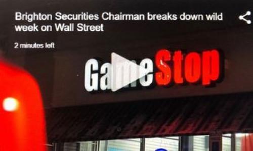 Brighton Securities Chairman breaks down wild week on Wall Street