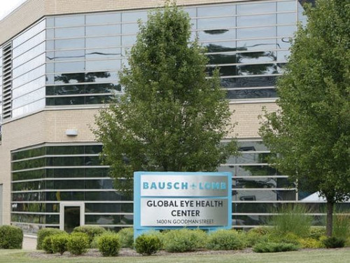 Valeant to report Bausch + Lomb results separately