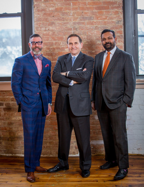 Ramachandran at Brighton Securities guides staff to rapid growth