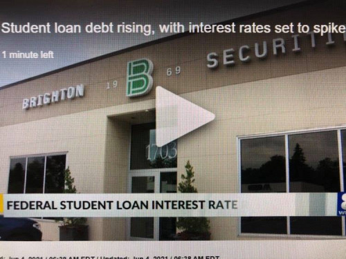 Federal student loan rates to go up next school year