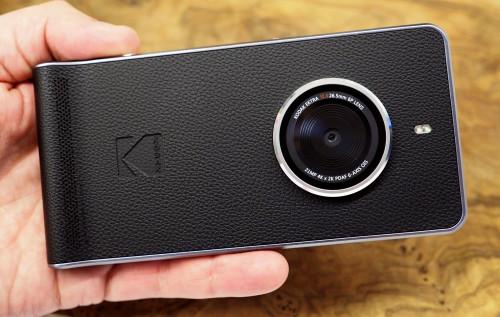 Kodak Launches New 'Ektra' Smartphone Camera