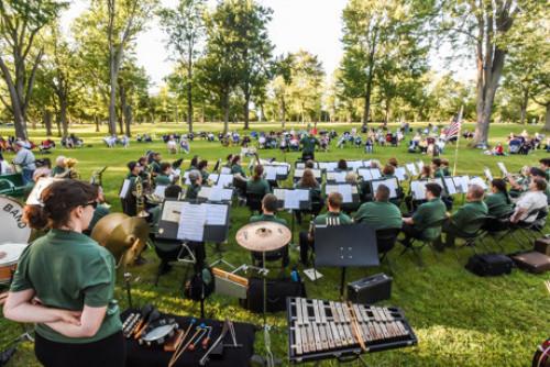Batavia Concert Band returns to Centennial Park