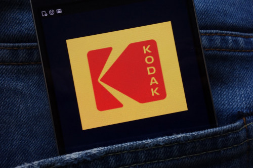 Kodak's 2,500% Rally Was Over in a Flash. What's Next for the 132-Year-Old Brand?