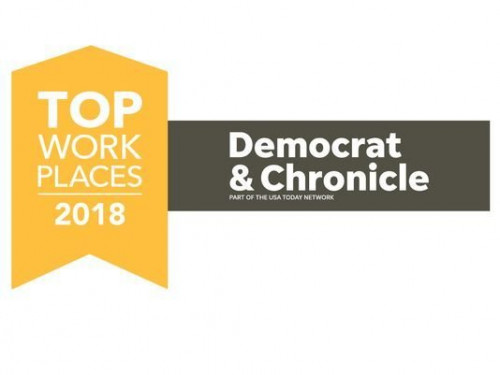 Rochester's Top Workplaces 2018: The List