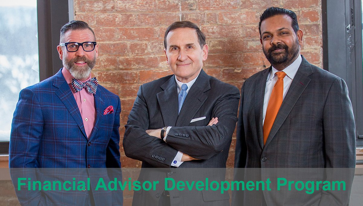 Financial Advisor Development Program