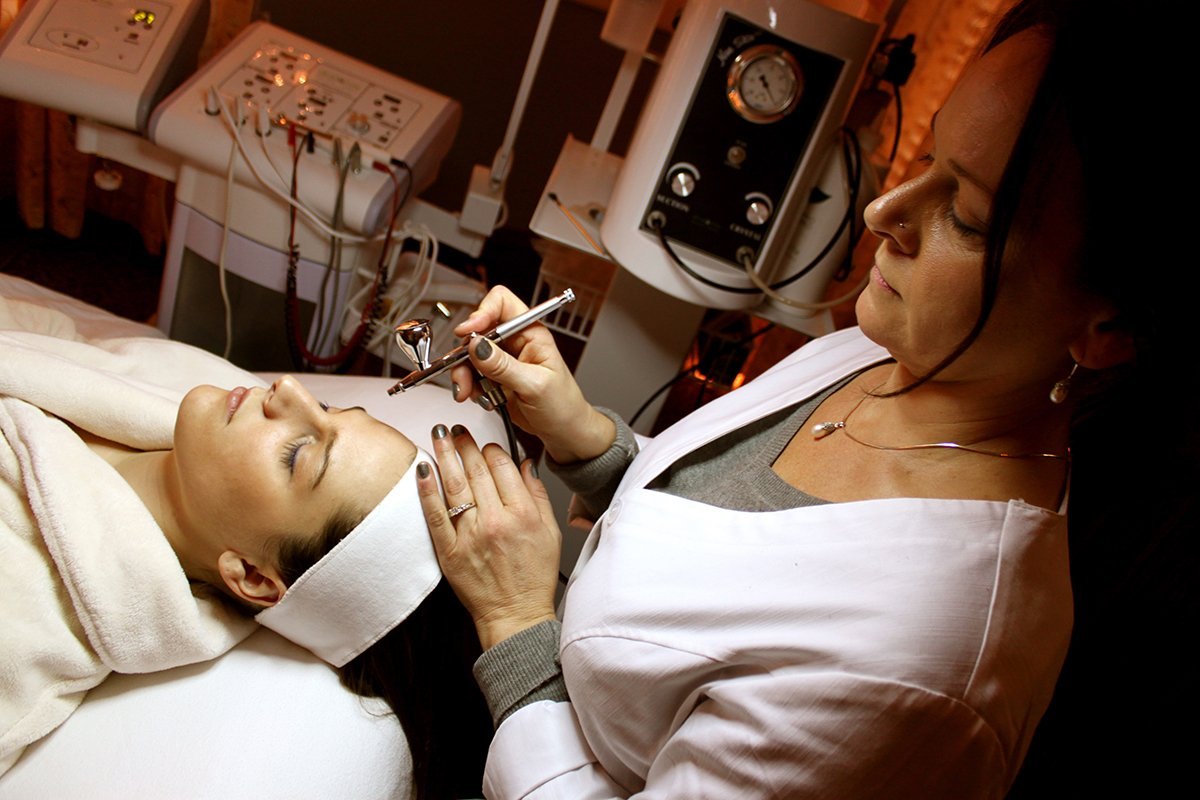 Oxygen Infusion Therapy