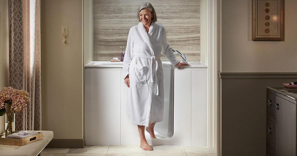 Why More Homeowners Choose Kohler Walk-in Baths