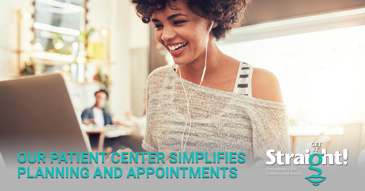 How Our Patient Center Simplifies Orthodontic Care