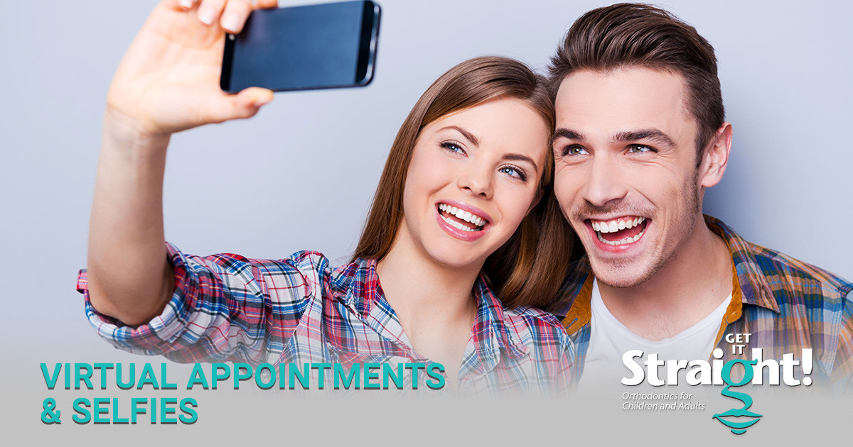 Virtual Orthodontic Appointments Rochester NY