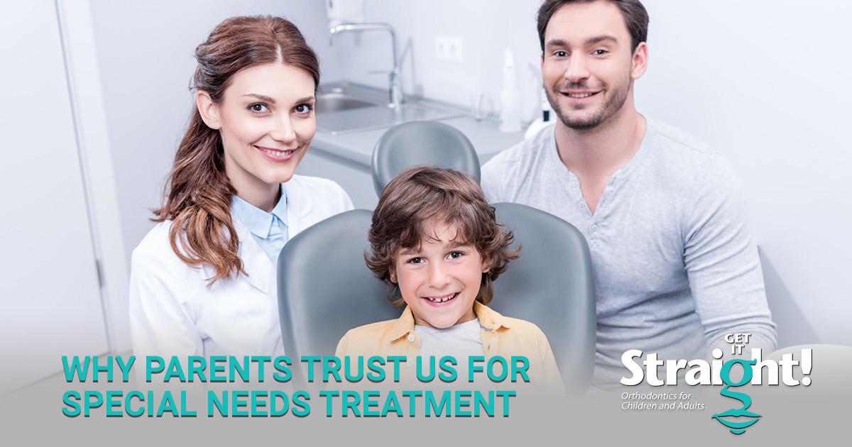 Why Parents Trust Our Special Needs Orthodontic Services