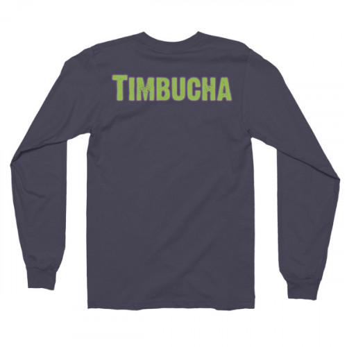 Long sleeve Timbucha t-shirt (unisex)