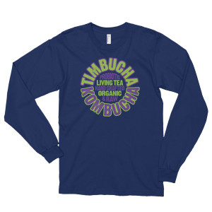 Long sleeve Timbucha t-shirt (unisex)