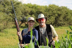 Couples Hunting Trip in Argentina