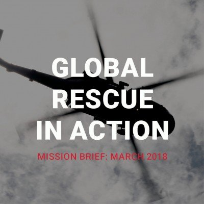 Global Rescue March 2018