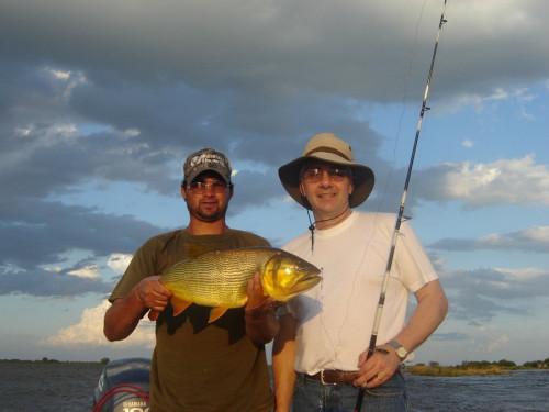 Dorado Fishing Excursion in Argentina