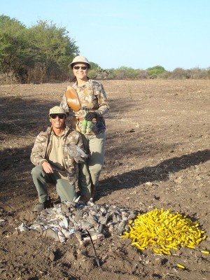 Girls Trip Hunting Excursion in Argentina