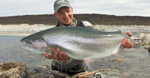 Rainbow Trout Fishing Excursion in Argentina