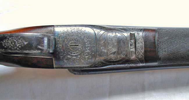 1911 CE Grade Bottom View