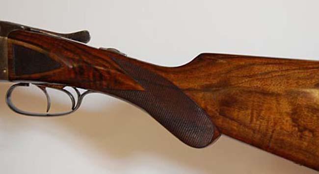 Half Pistol Grip