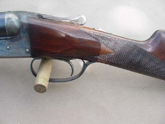 Sterlingworth Skeet&Upland Game Gun Grip View