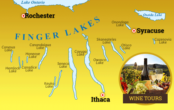 Finger Lakes Limo & Bus Wine Tours