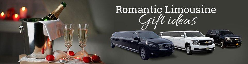 Romantic Limousine Gift Ideas