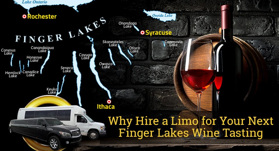 Why Hire a Limo for Your Next Finger Lakes Wine Tasting