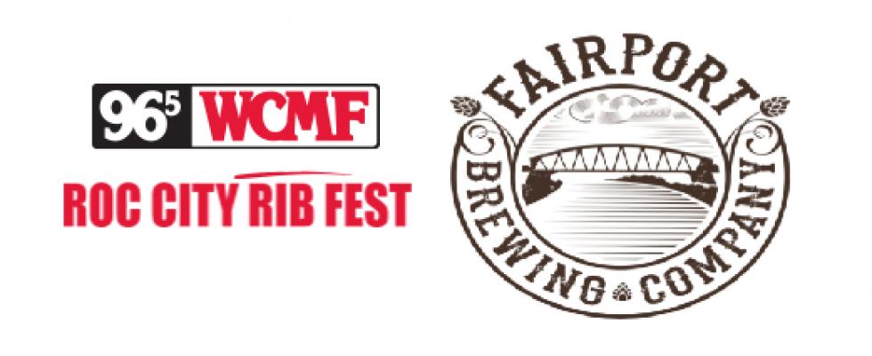 FBC at the ROC City Rib Fest Craft Beer Sampling Tent