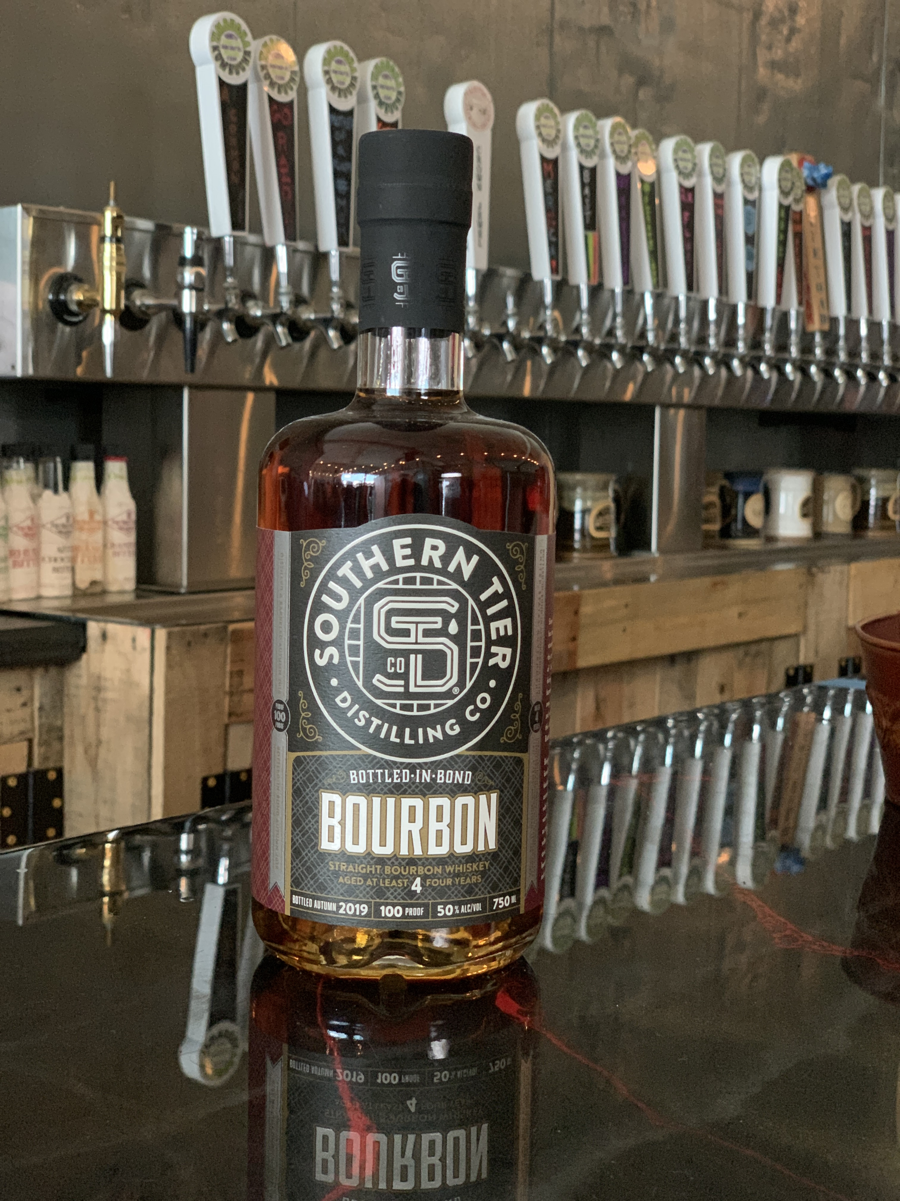 Southern Tier Bottled in Bond Bourbon