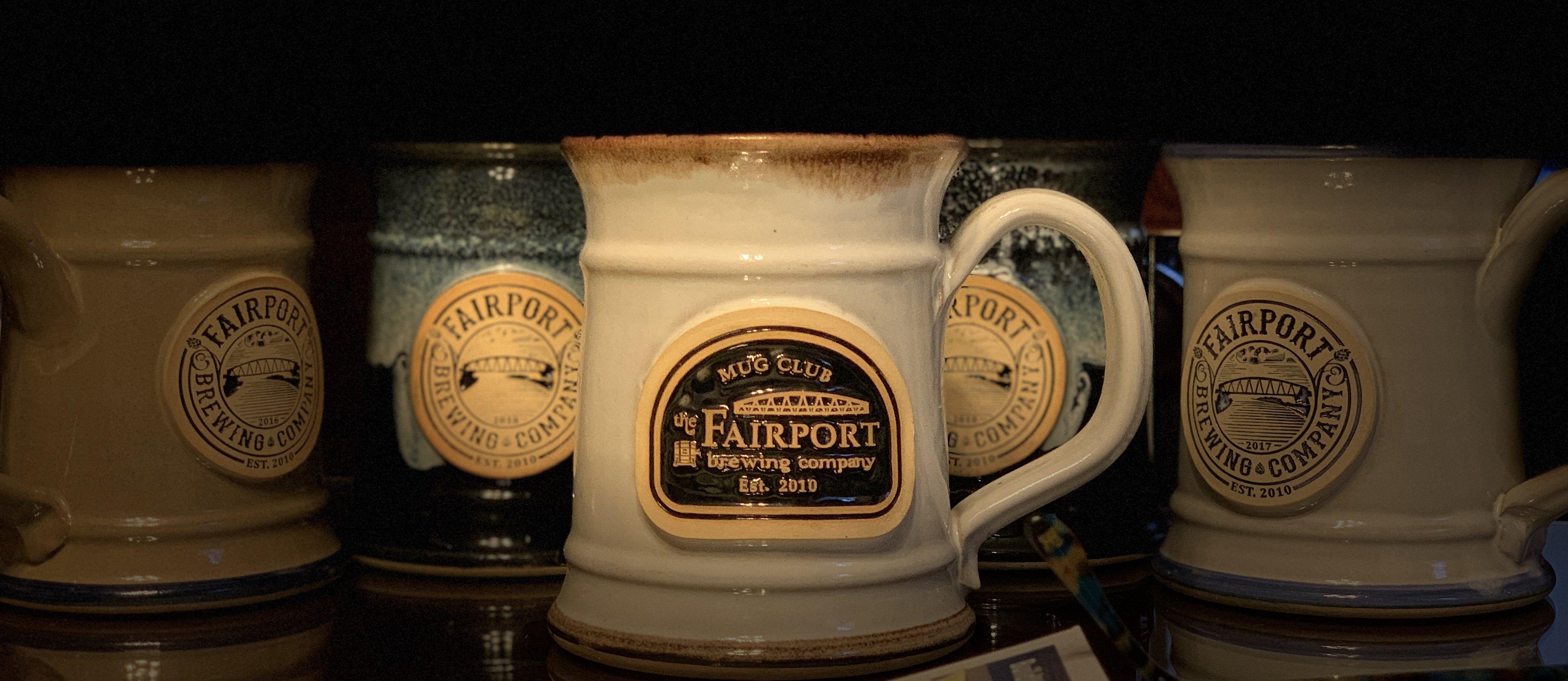 2020 Fairport Mug Club Membership