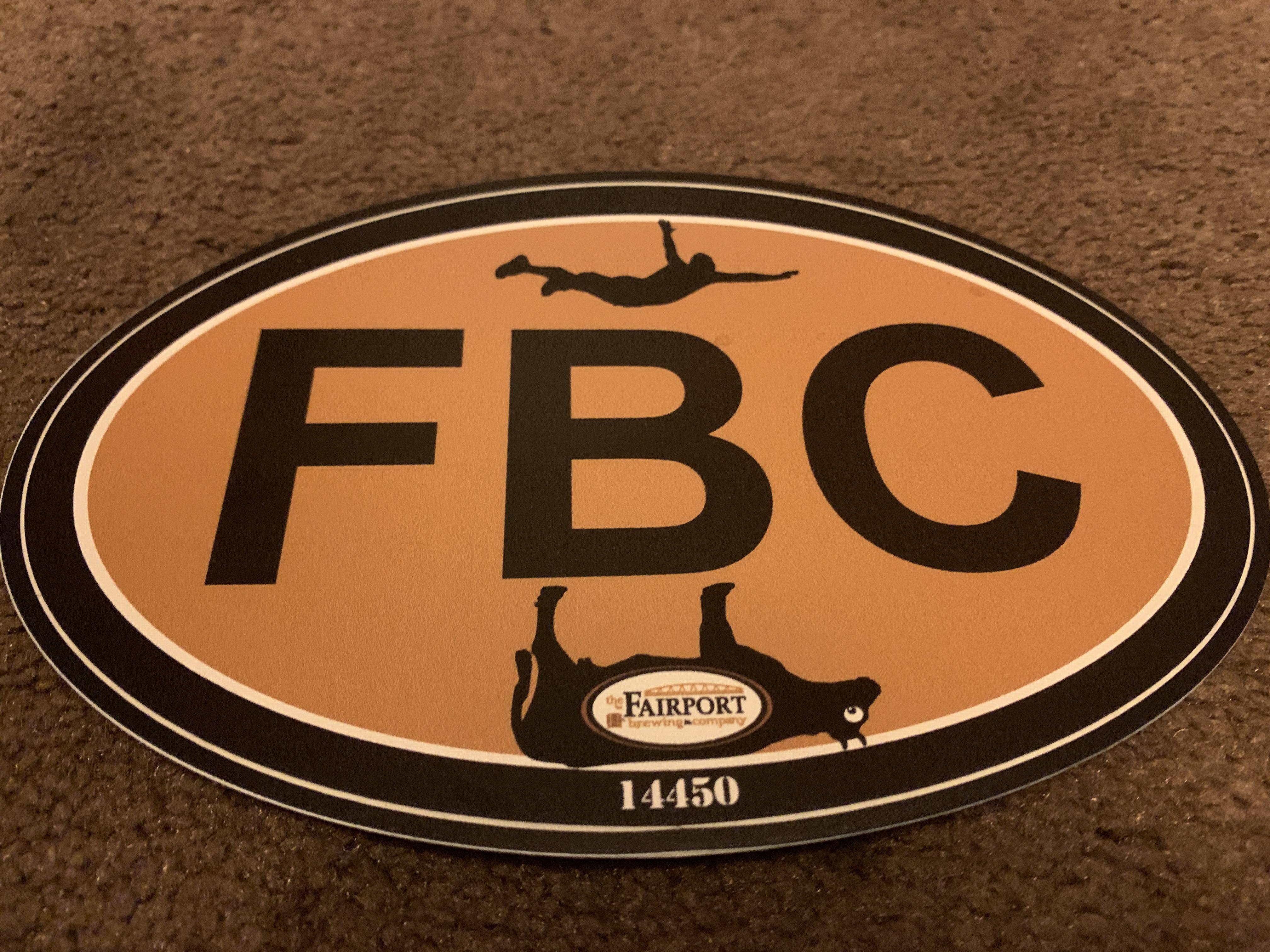 Scumjumper FBC Sticker