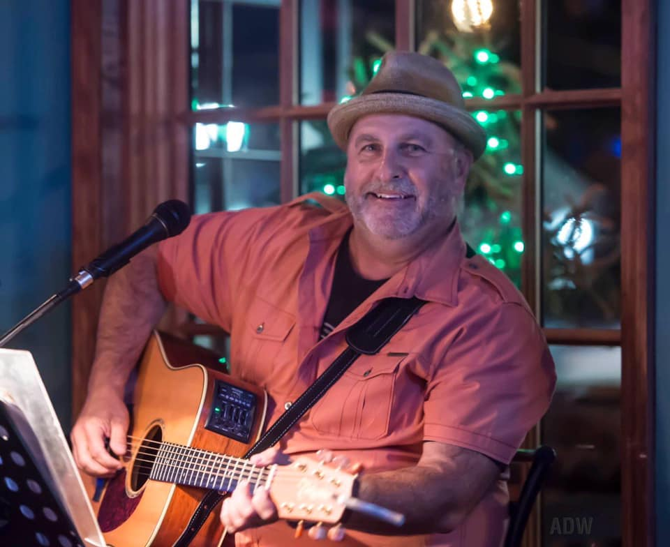 Live Music with Marty Roberts
