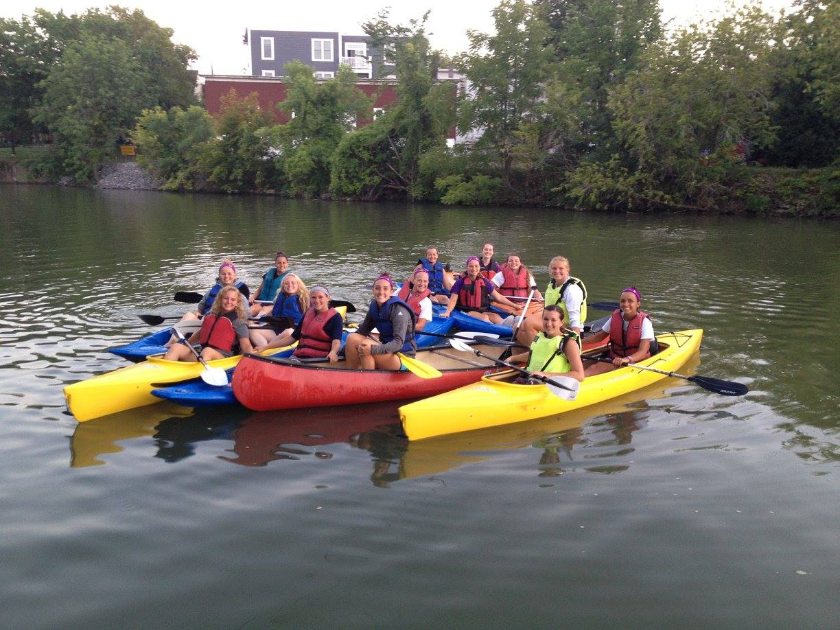 Full Moon Social Paddle and Pints
