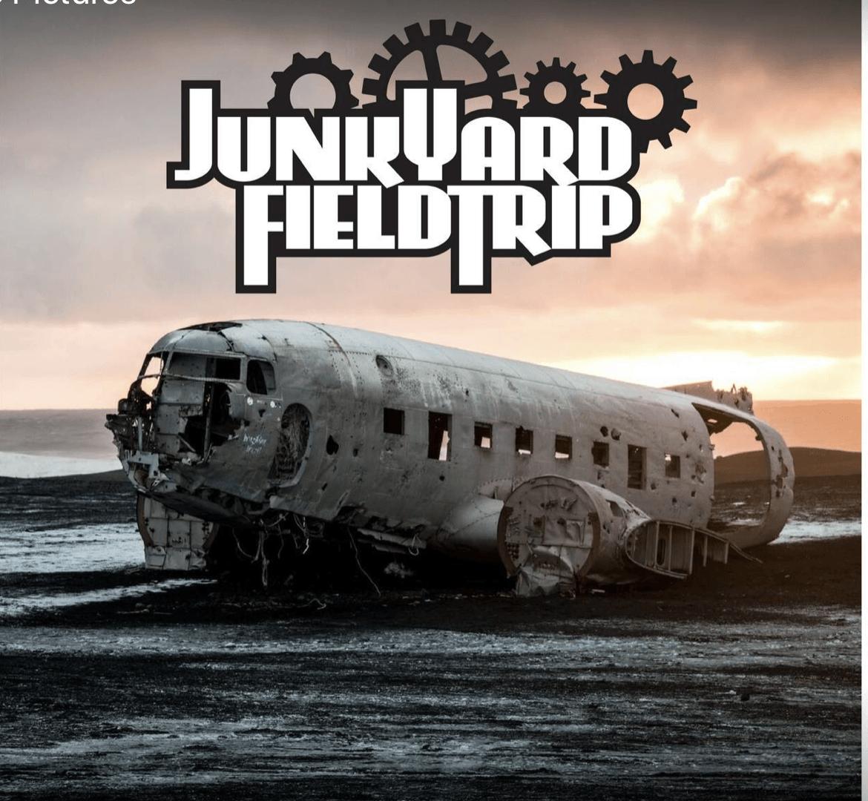 JunkYard FieldTrip