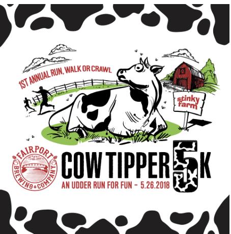 3rd Annual FBC CowTipper 5k