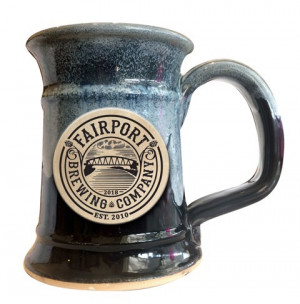 Official Fairport Brewing 22 oz Mug