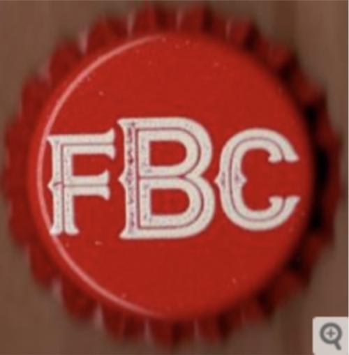 Fairport Brewing Bottle Cap (New)