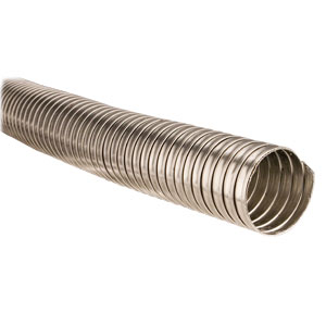"Flexible Aluminum Duct - 2"" OD (25' Length)"