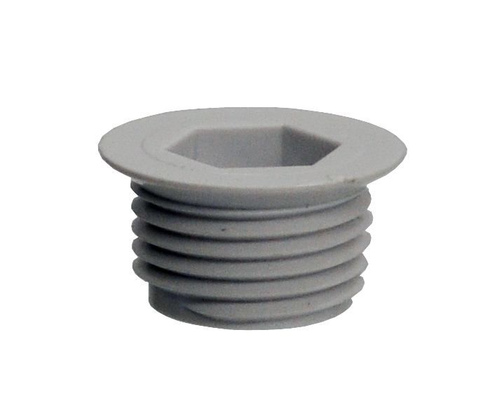 "Drain Flange (1/2"" Male Thread)"