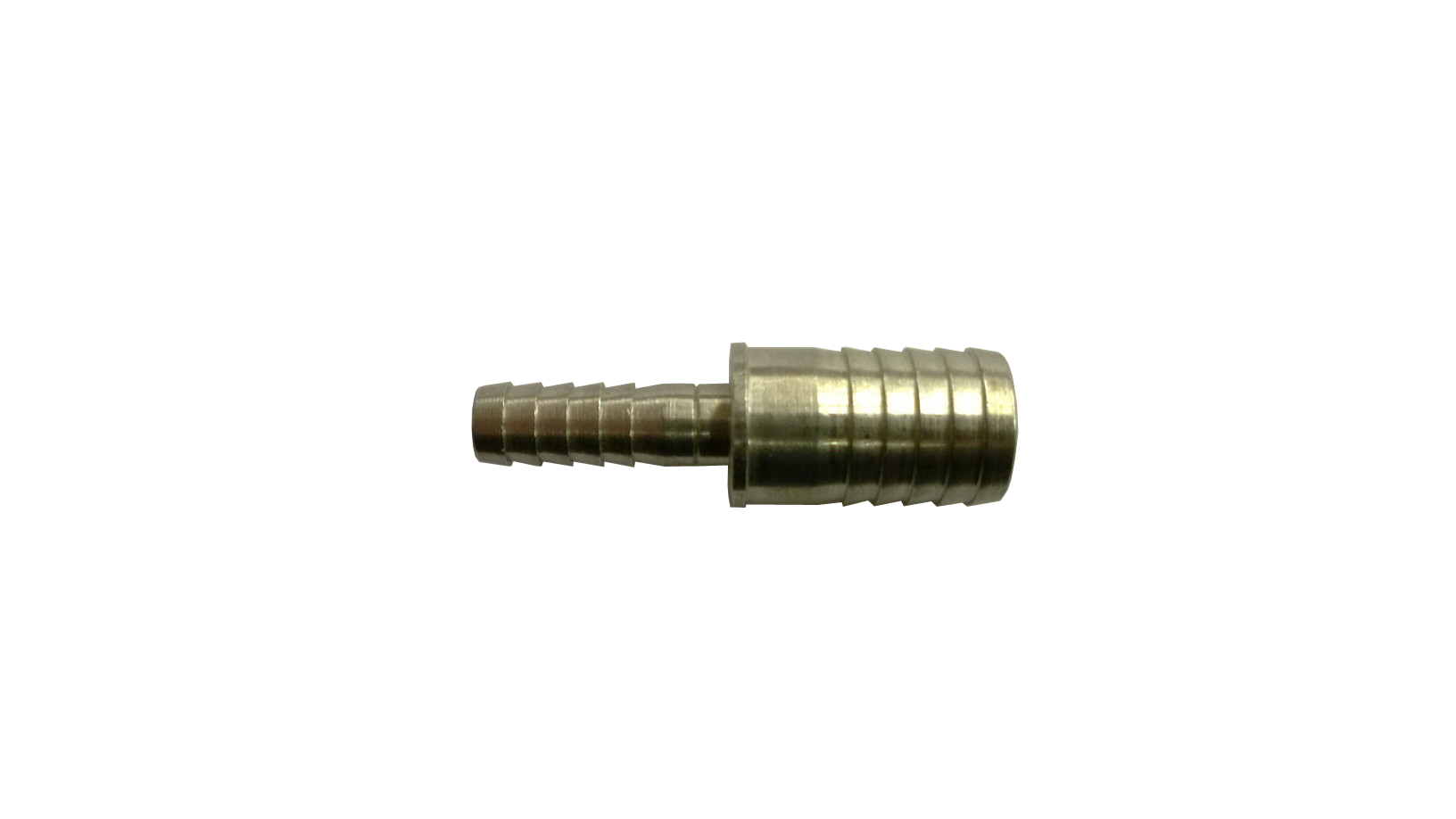 """6-1//4 /"""" barbed T splice stainless steel FREE SHIPPING"""