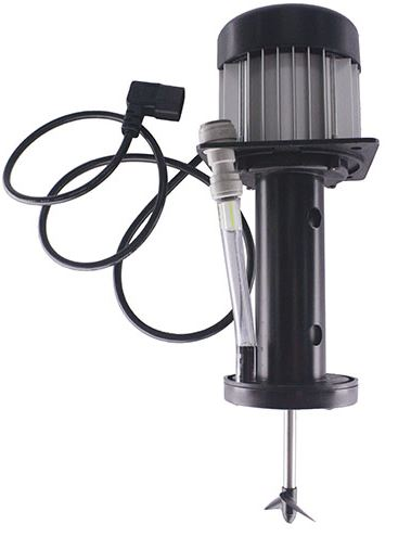 Pump Assembly For Vin Service Super Flat Glycol Power Pack