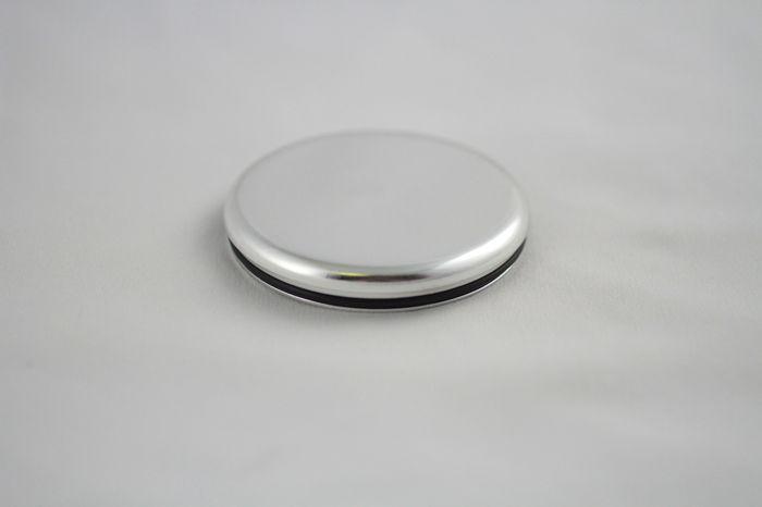 "3"" Polished Chrome ""o"" Ring Tower Cap"