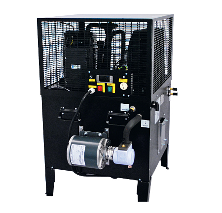 UBC 3/4 HP Tall Vertical Glycol Unit With 450' Rating (Dual Pump and Motor)