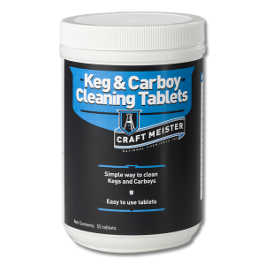 Craft Meister Keg and Carboy Tablets - 55 Count